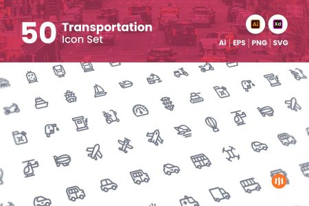 50-Transportation-Icon-Set-Git-Aset
