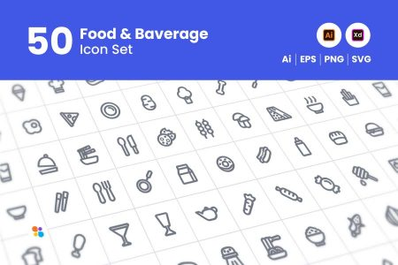 50-food-baverage-icon-set-git-aset
