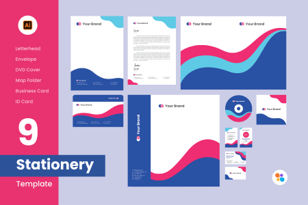 9-stationery-template-git-aset