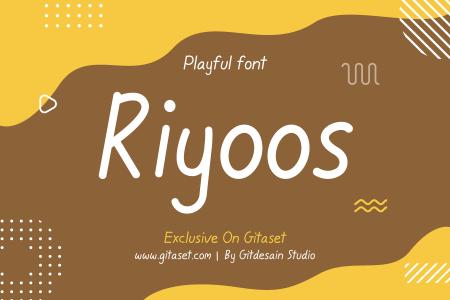 riyoos-font-git-aset